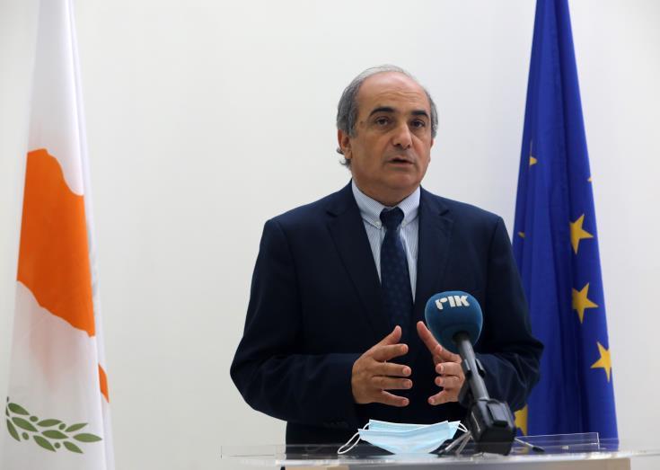 塞浦路斯国会议长西卢里斯宣布辞职