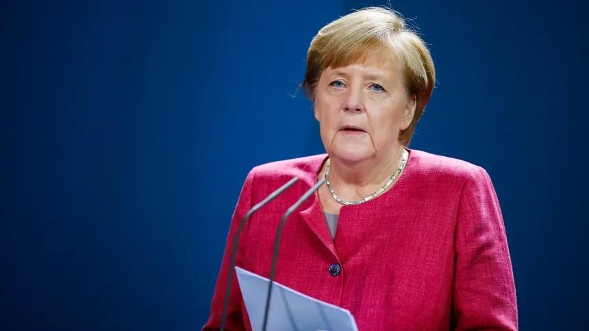 德国新冠峰会艰难谈判后仅达成部分共识 默克尔不