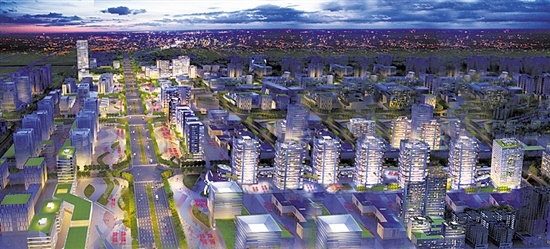 花都推进绿色金融改革 加快打造湾区先进制造业集聚区