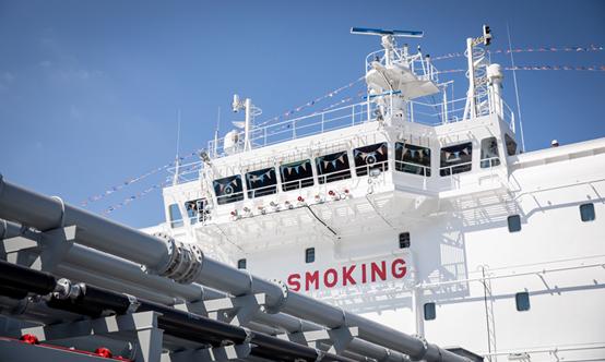 VLGC再添两大运力!东华能源为中国能源安全保驾护航