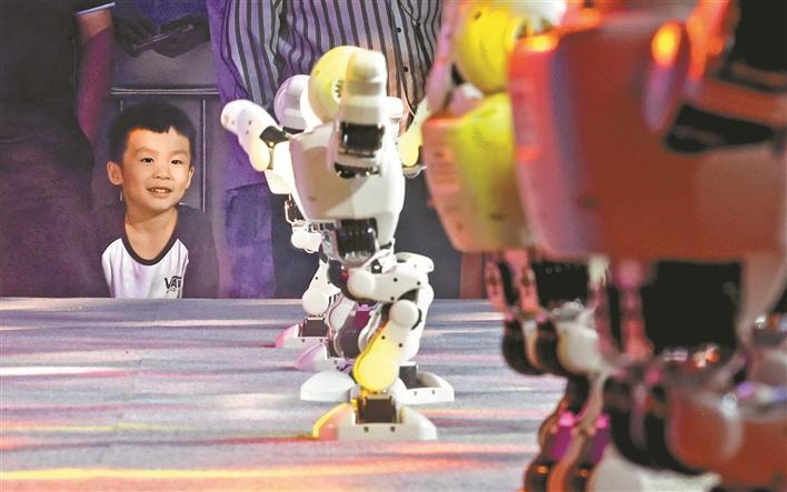 2020全国双创周深圳活动暨第六届深圳国际创客周启动图片
