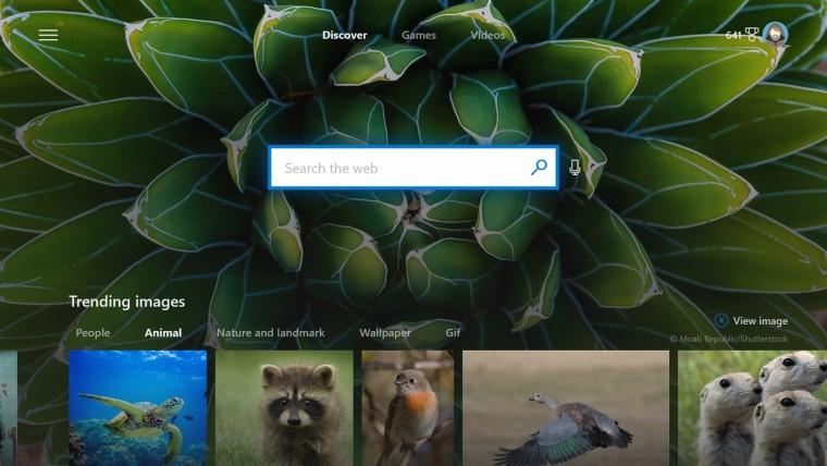 微软为Xbox推出Bing应用 让搜索引擎在游戏机上也更好用