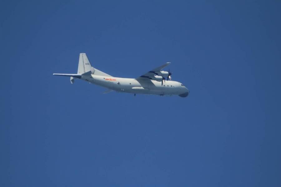 运-8反潜机(图片泉源:台湾防务部分网站)
