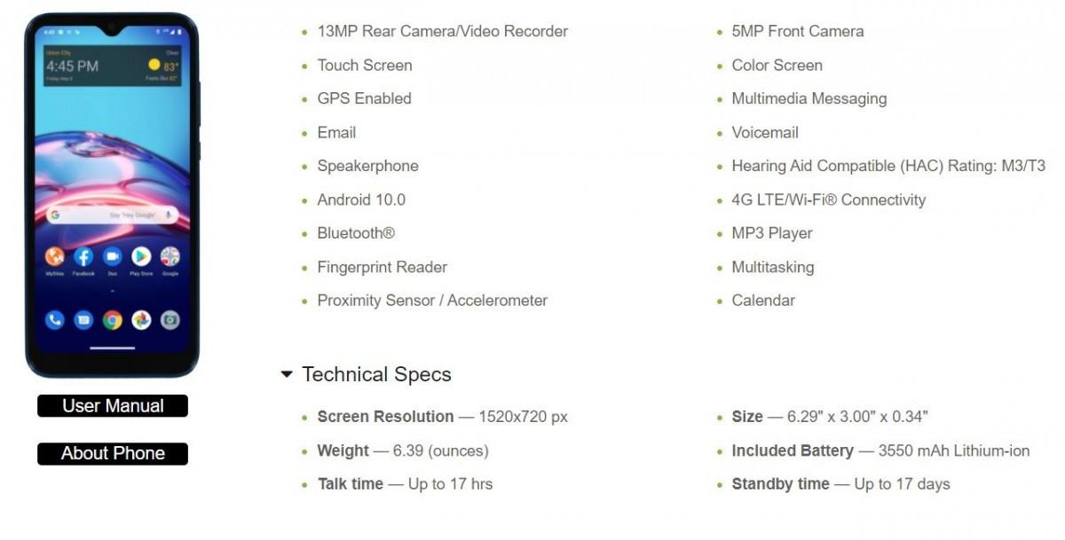 摩托罗拉 Moto E7 配置曝光:定位低端入门级市场