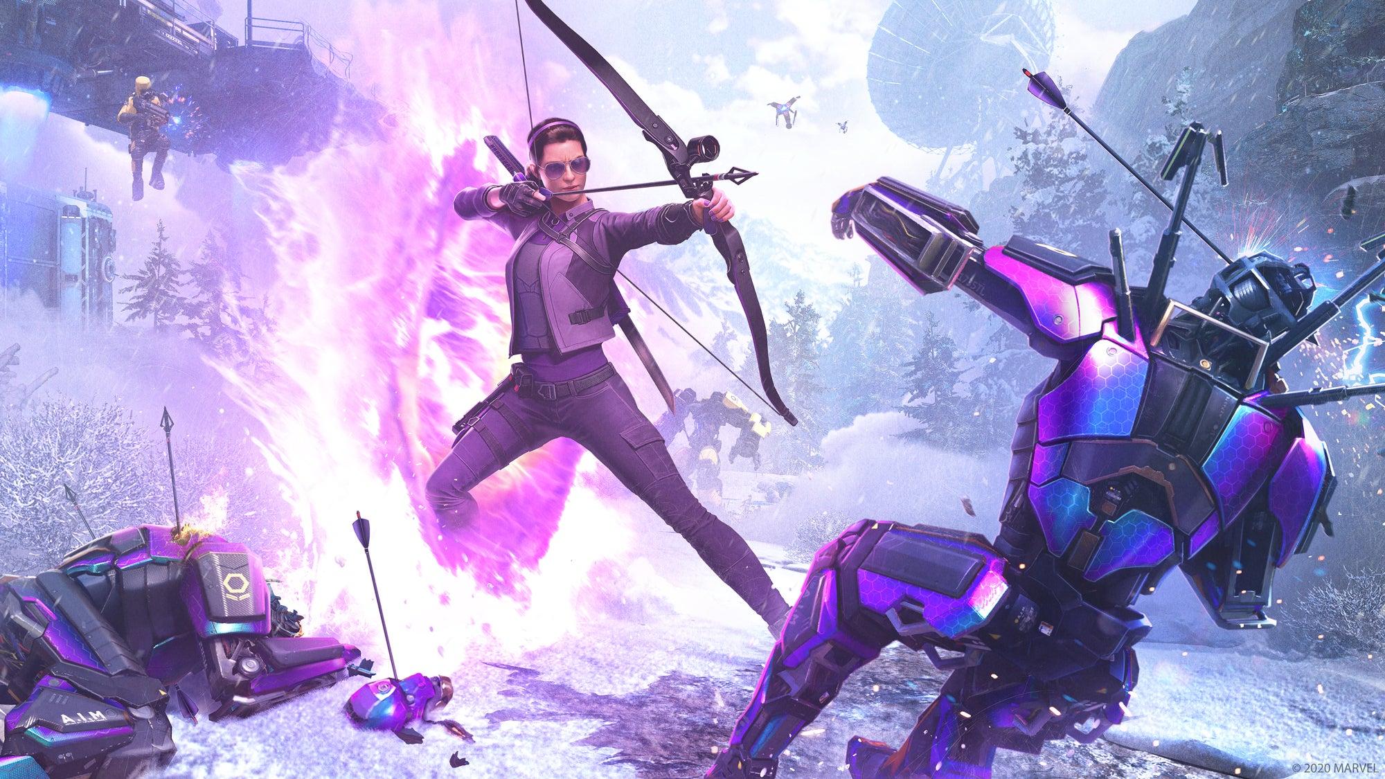 《漫威复仇者联盟》次世代版本推迟至2021年内发售