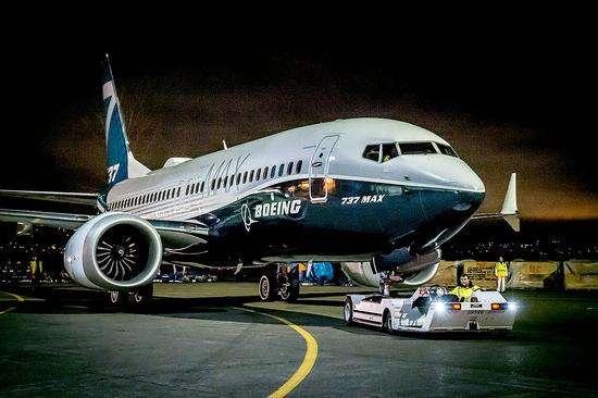 波音公司停飞的737 Max即将获得批准