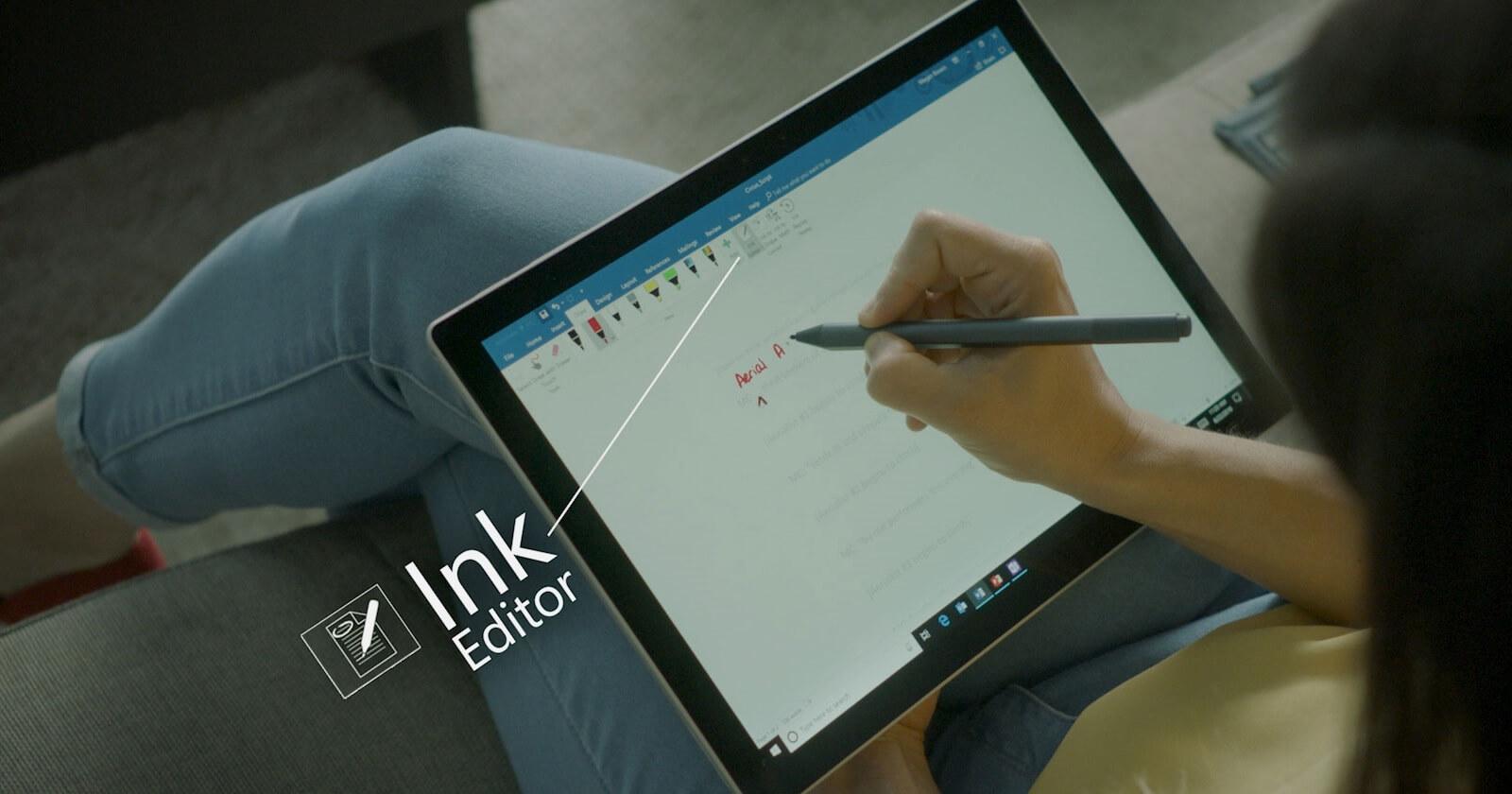 """专利显示微软Surface Pen有望带来""""零力激活""""特性 提升设备寿命"""