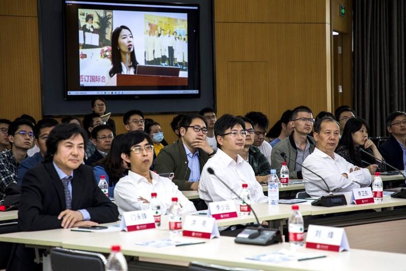 """上海交通大学第三期""""未来科技论坛""""聚焦中子小角散射,热议新型表征技术"""