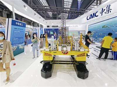 搭建向海洋进军的合作平台 ——探访2020中国海洋经济博览会图片