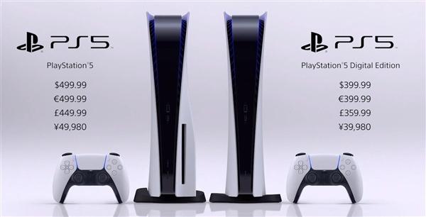 索尼PS5即将全球上市 分析师:销量将远超PS2的世界纪录