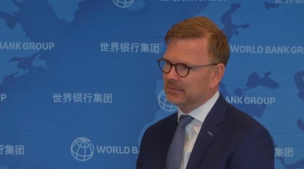 世界银行:中国经济正沿正确轨道恢复图片