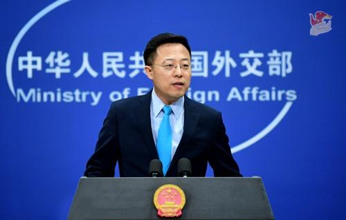 中国警告将拘押在华美国公民?外交部回应图片