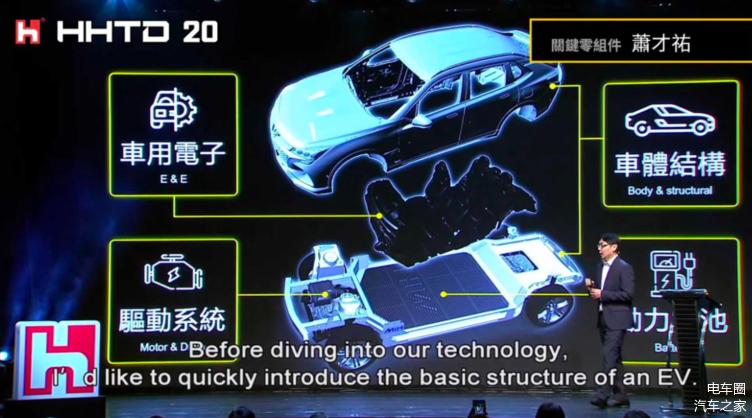 富士康发布多项电动平台策略,它将成为汽车行业中的谷歌?