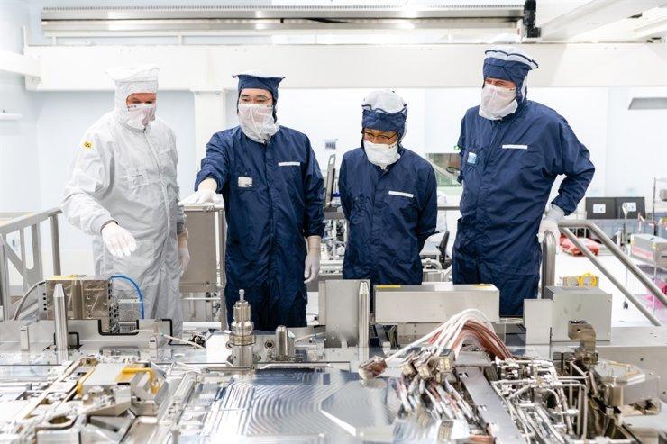 三星密集投资扩大代工业务 与台积电争夺芯片制造领域主导地位