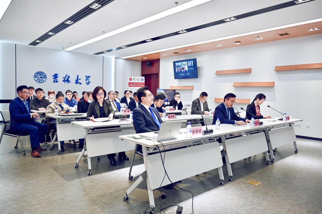 """第八届""""中韩公共外交研究论坛""""在吉林大学举办"""