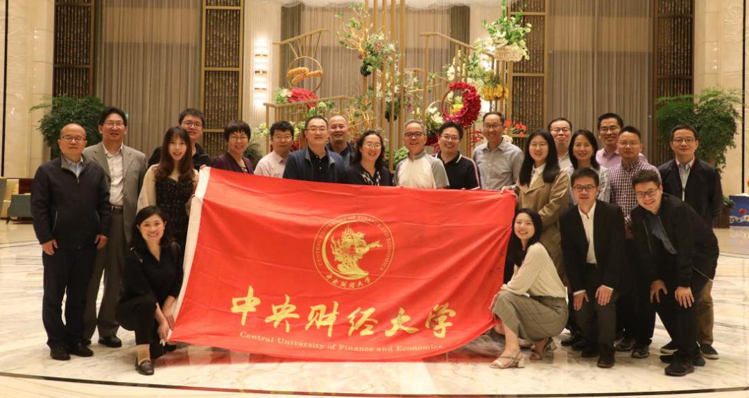 王瑶琪校长一行看望浙、沪校友并走访部分捐赠单位图片