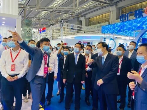 海底IDC惊艳亮相2020海博会,海兰信签署多个重要协议!