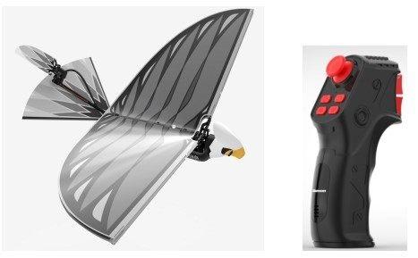 汉王科技发布仿生智能扑翼飞行器,飞行姿态接近真实鸟类