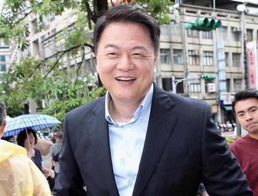 前台北县长周锡玮:正在准备参选明年国民党主席选举图片