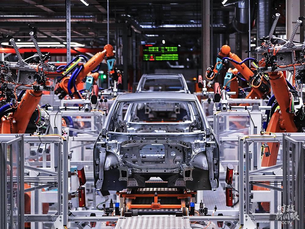 △为削减二氧化碳排放,不少汽车公司设计鼎力生长电动汽车。