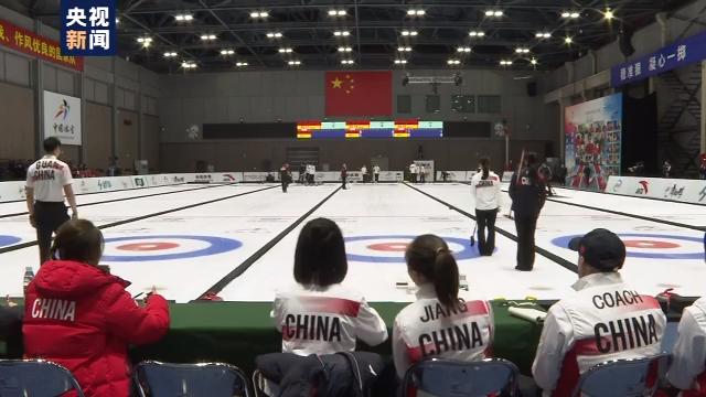 中国冰雪国家集训队启动队内系列对抗赛图片