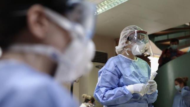 希腊北部一企业114名员工感染新冠病毒