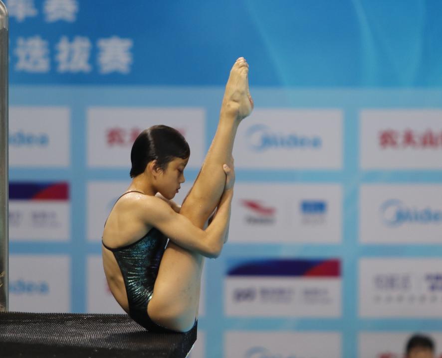 国庆档赛事直播看过来!2020全国跳水冠军赛精彩上线图片