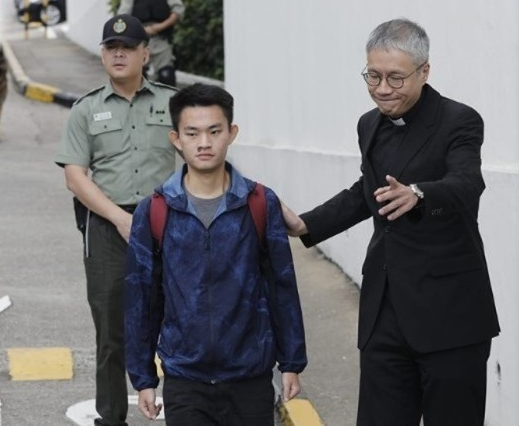 港媒:陈同佳赴台申请仍未获批 正等候律师消息图片