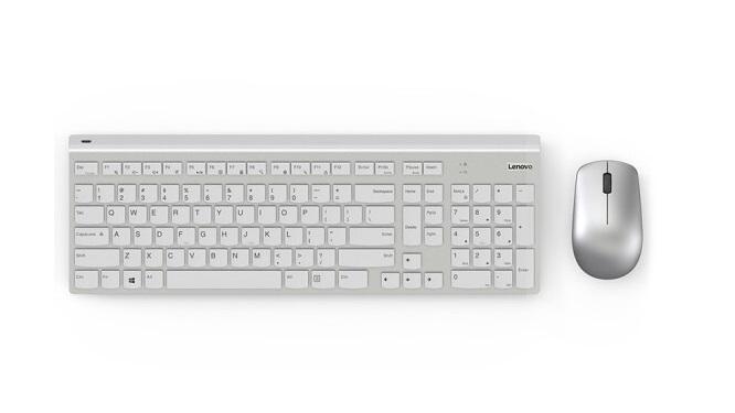 联想推出 YOGA Life 无线键鼠套装,199 元