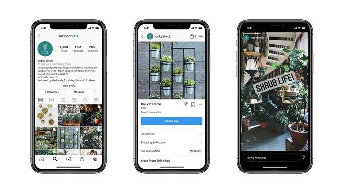 [图]Facebook更新Messenger API,支持Instagram信息跨应用管理