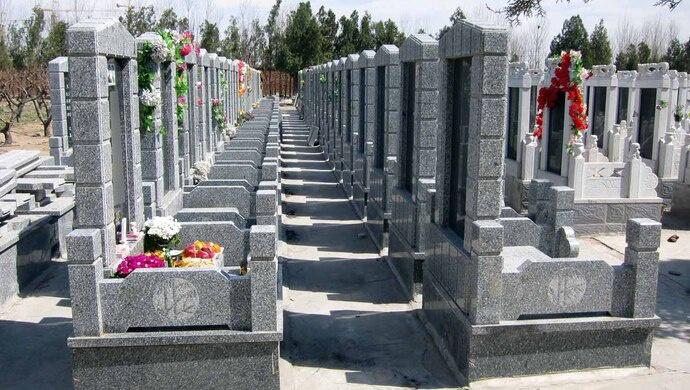 七旬老人在浦东自建900余座墓穴出售获利800多万,三兄弟均被判刑图片