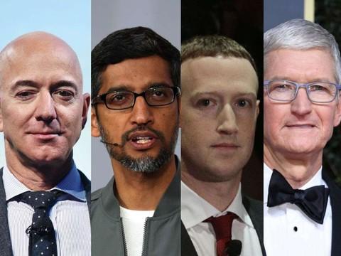 日本联手欧美反垄断机构,美国四大科技企业面临前所未有压力