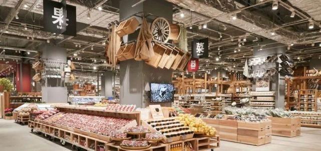 无印良品在中国开菜市场,买菜要年轻化、品牌化了?