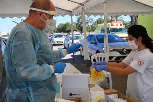 以色列新增新冠肺炎确诊病例1358例 政府愿为所有民众提供病毒检测