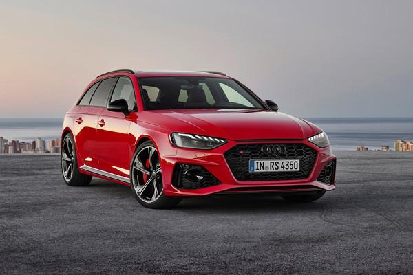 奥迪RS家族三款新车型正式发布 售价区间为81-86万