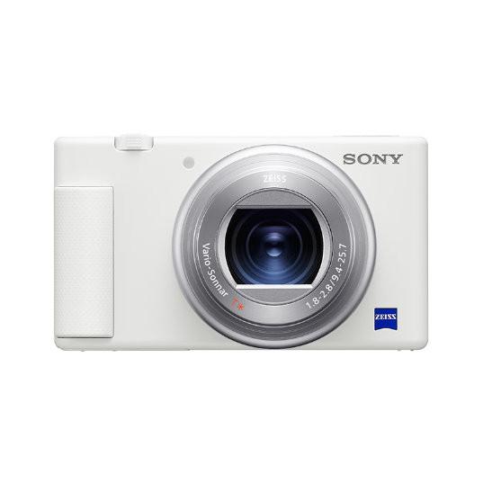 《【多彩联盟登陆】索尼ZV-1白色版正式发布!Vlog专用相机来了定价更低》