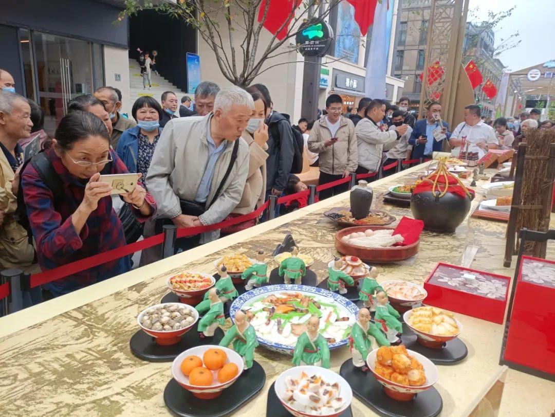 """""""瓯味十碗""""亮相浙江金秋购物节图片"""