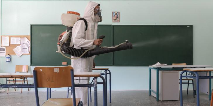 希腊已有213所学校希腊因疫情紧急或部分关闭