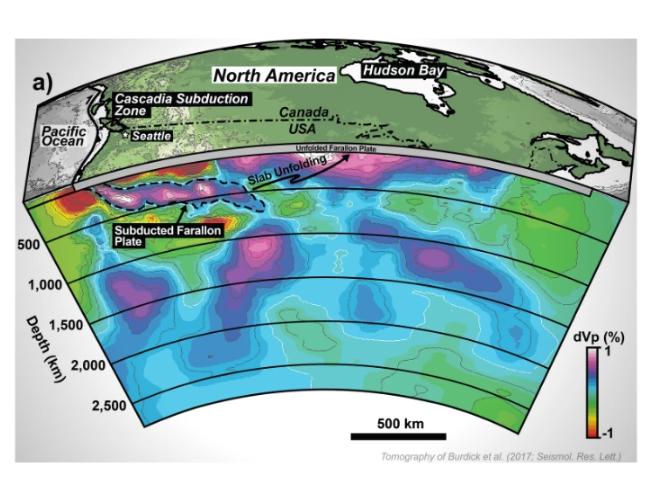 地质学家称在加拿大地表下发现古构造板块遗迹