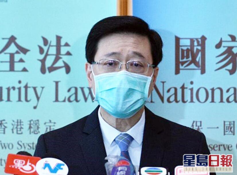 香港保安局局长:没有限制陈同佳出境 关上门的是台湾图片