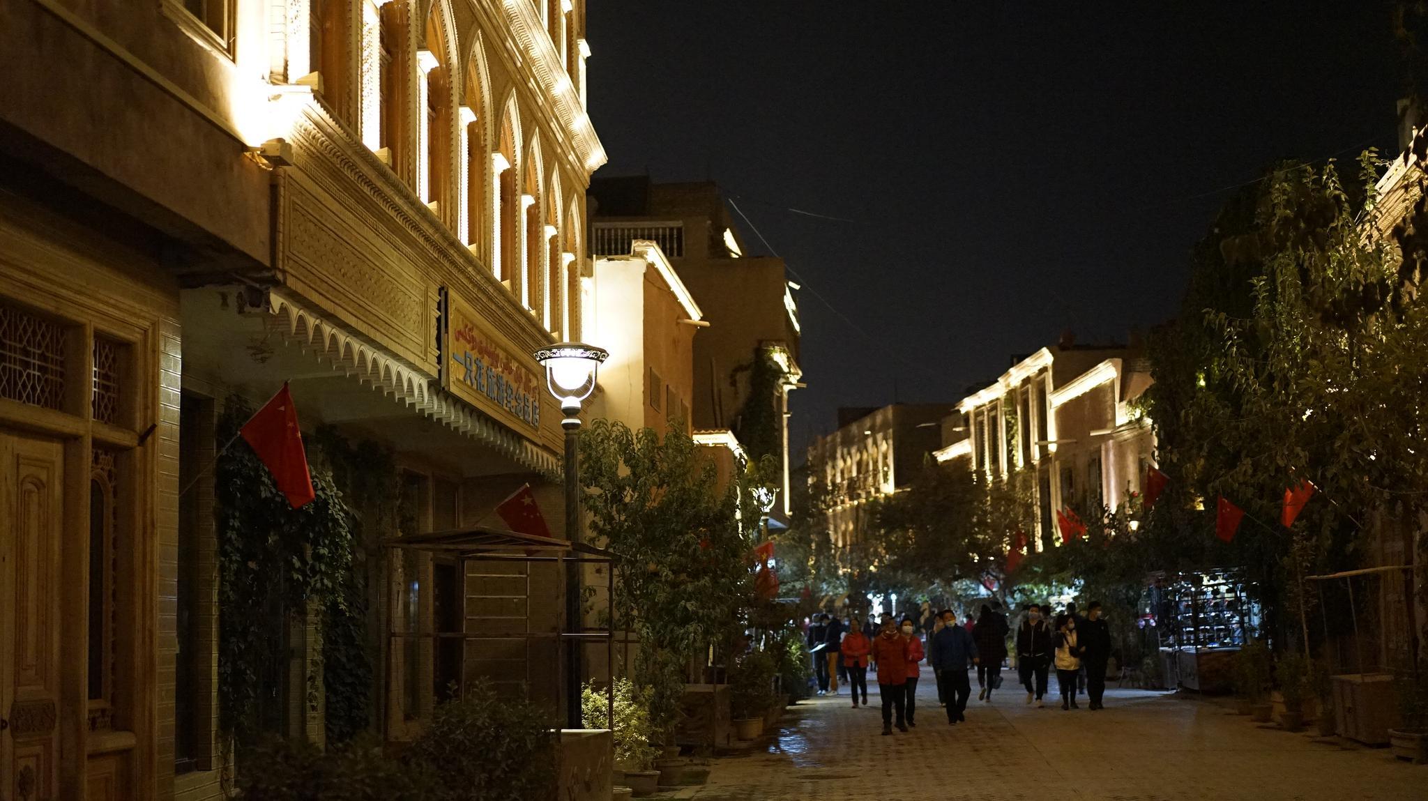 喀什经济开发区:改革开放再出发 丝路明珠绘新篇图片