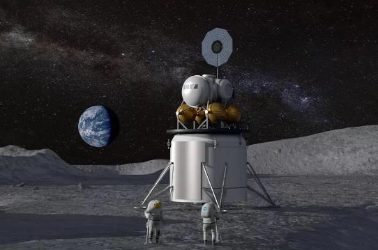 诺基亚获得NASA千万美元订单,将在月球建立4G基站