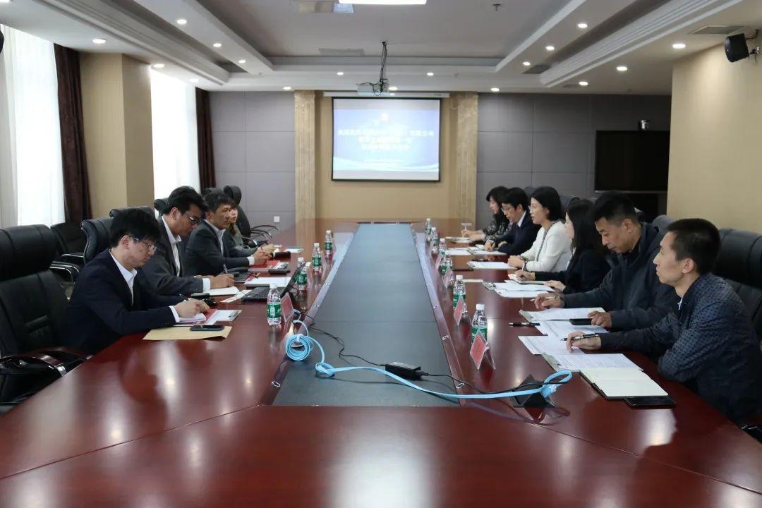 乐敦投资(中国)有限公司代表团访问我校图片