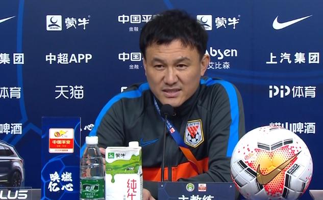 郝伟:我们只想回报俱乐部和球迷们,真的太难了