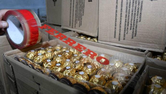 涉案逾68億元!上海今年破獲這類案件740余起:賣的是正品巧克為何還被抓圖片