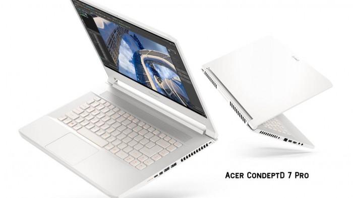 宏碁正式发布ConceptD 7 ConceptD 7 Pro笔记本与Concept D 300台式机