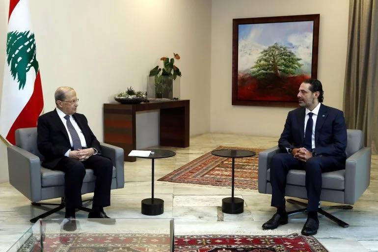 萨阿德-哈里里成为黎巴嫩候任总理