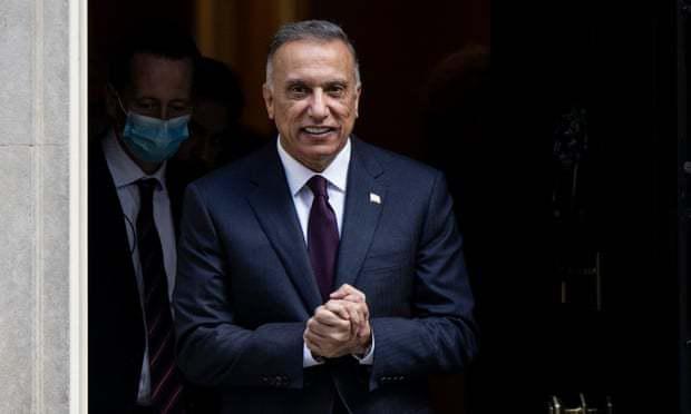 伊拉克总理:夹在美国与伊朗之间 伊拉克在钢丝上骑自行车