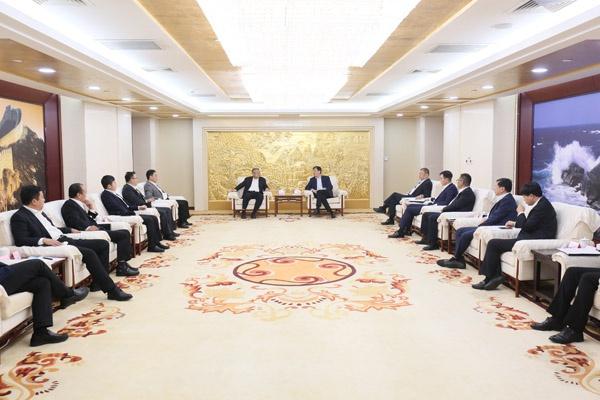 总局与中国黄金集团签订战略合作协议