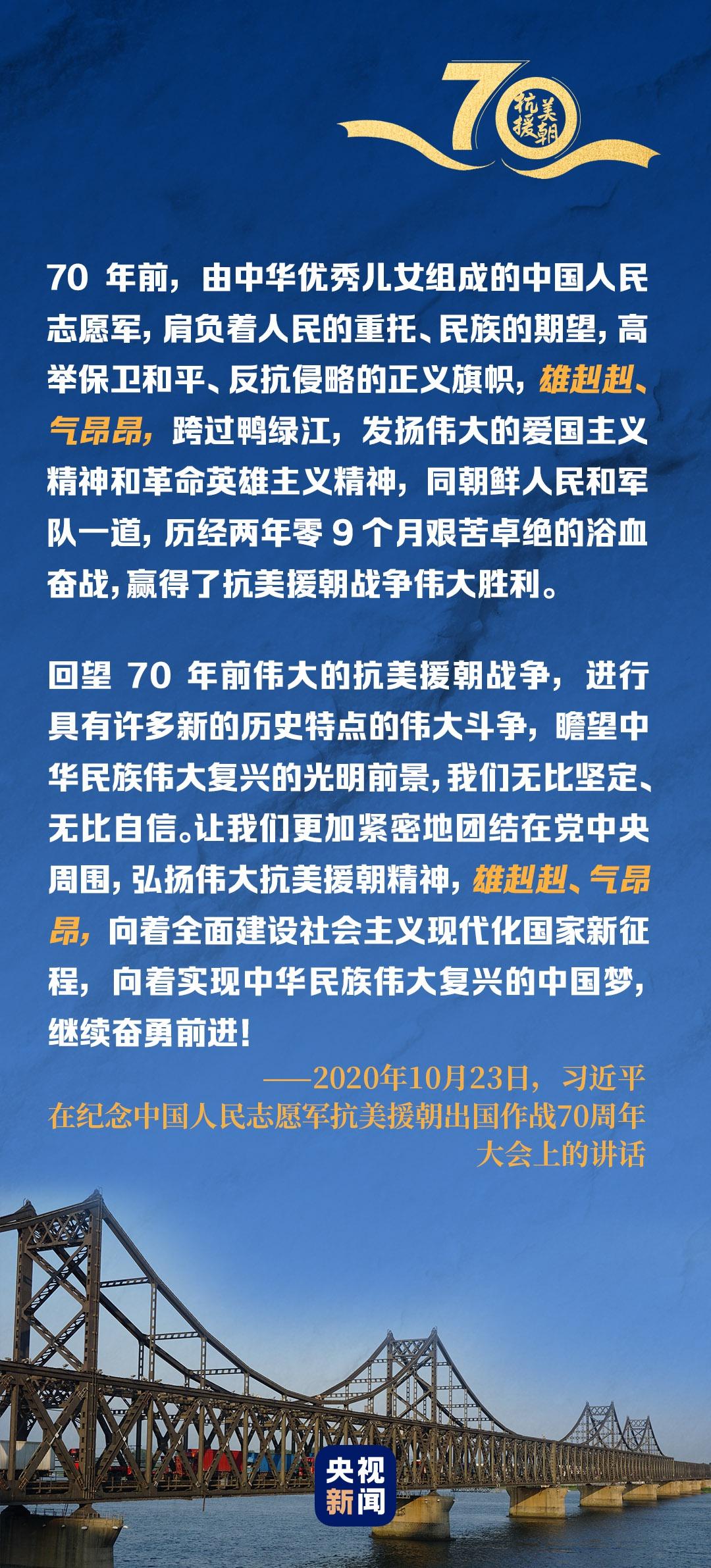 雄赳赳、气昂昂,读懂这篇重要讲话蕴含的中国力量图片